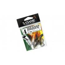 Крючки SASAME Iseama Ringed F-769 #4