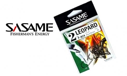 Крючки SASAME Leopard F-824