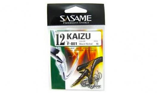 Крючки SASAME Kaizu F-881