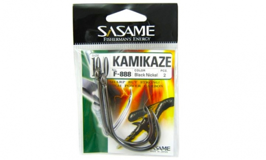 Крючки SASAME Kamikaze F-388