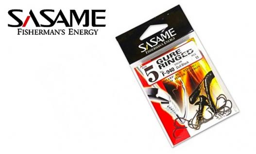 Крючки SASAME Gure Ringed F-940