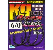 Крючки Decoy Worm26 Kg Hook Magnum