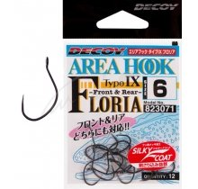 Крючки Decoy AH-IX Floria