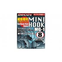 Крючки Decoy Mini Hook MG-1 #6