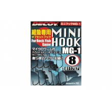 Крючки Decoy Mini Hook MG-1