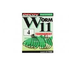 Крючки Decoy Worm11 Tournament