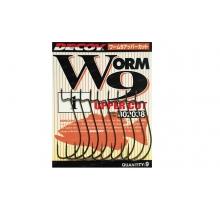 Гачки Decoy Worm9 Upper Cut