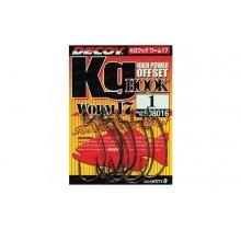 Крючки Decoy Worm17 Kg Hook