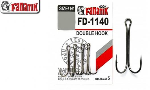 Гачки Fanatik FD-1140 Двійник