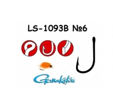 Гачки Gamakatsu  G-Hard Neo LS-1093B