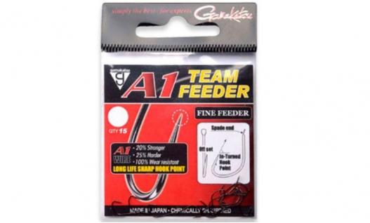 Крючки Gamakatsu  A1 Team Feeder Fine Feeder - 15шт.