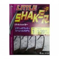 Джиг-головка Hayabusa Fina Little Shaker #1.4g 1