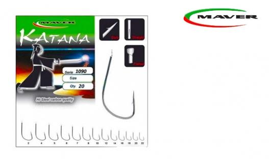 Крючки Maver Katana 1090