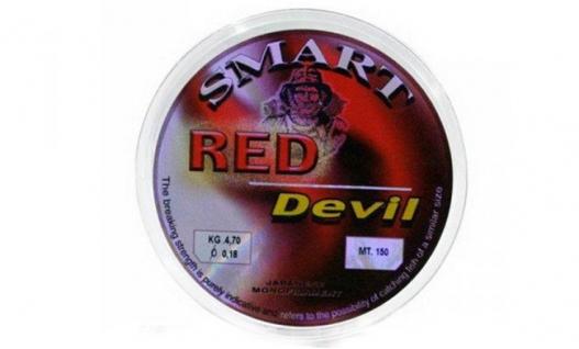 Леска Smart Red Devil 150m