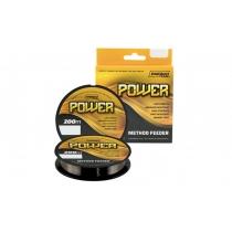 Леска Energofish ET Power Method Feeder Brown 200м #0.20mm 5.11kg