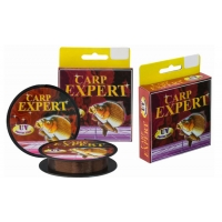 Леска Energofish Carp Expert UV Brown 150m
