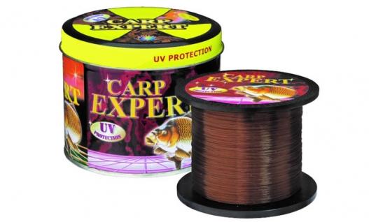 Леска Energofish Carp Expert UV Brown 1000m