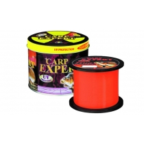 Леска Energofish Carp Expert UV Fluo Orange 300m #0.25mm 8.9kg