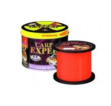 Леска Energofish Carp Expert UV Fluo Orange 1000m
