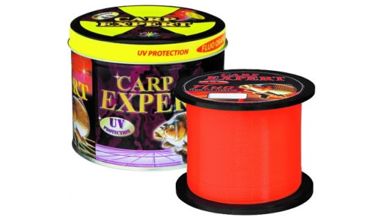 Леска Energofish Carp Expert UV Fluo Orange 300m