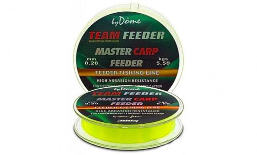 Леска Haldorado By Dome Team Feeder Master Carp 300m