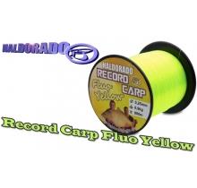 Волосінь Record Carp Fluo Yellow