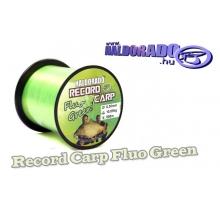 Волосінь Record Carp Fluo Green
