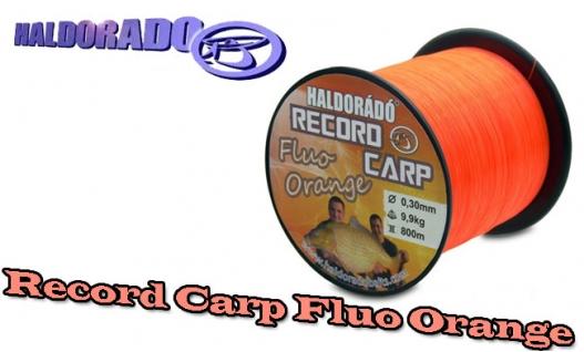 Леска Haldorado Record Carp Fluo Orange
