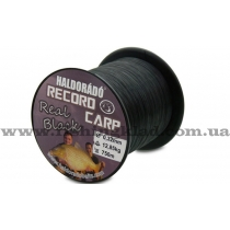 Леска Haldorado Record Carp Real Black 750m #0.32