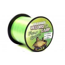 Леска Haldorado Record Carp Fluo Green #0.30