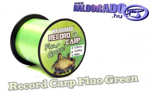 Леска Haldorado Record Carp Fluo Green