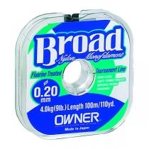 Леска Owner Broad 100m 0.20mm