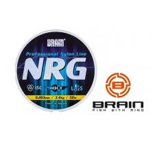 Волосінь Brain NRG 50m