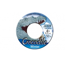 Леска Jaxon Crocodile Winter 50m