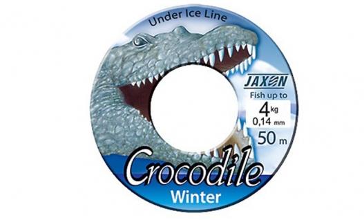 Леска Jaxon Crocodile Winter 50m