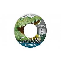 Леска Jaxon Crocodile Premium 25m #0.012