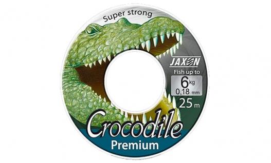 Леска Jaxon Crocodile Premium 25m