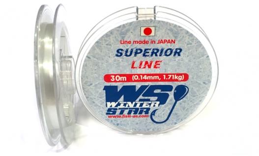 Леска Winter Star WS Superior Line 30м