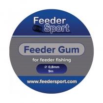Feeder Sport Feeder Gum 0.8mm #Black