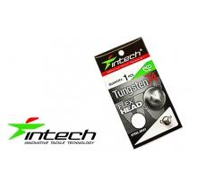 Разборной груз Intech Tungsten 74 Steel Gray