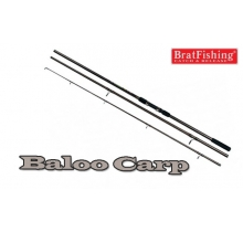 Bratfishing Baloo Carp