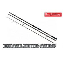 Bratfishing Excalibur Carp