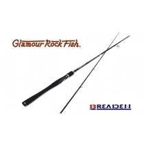 Спиннинг BREADEN Glamour Rock Fish #GRF-TE68 USEMOUTH