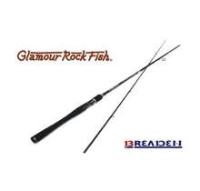 BREADEN Glamour Rock Fish #GRF-TE68 USEMOUTH