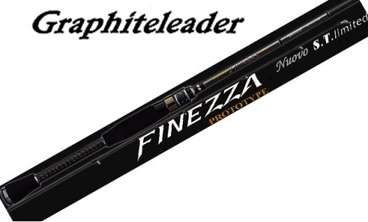 """Спиннинг GRAPHITELEADER 15"""" FINEZZA PROTOTYPE NUOVO S.T. Ltd"""