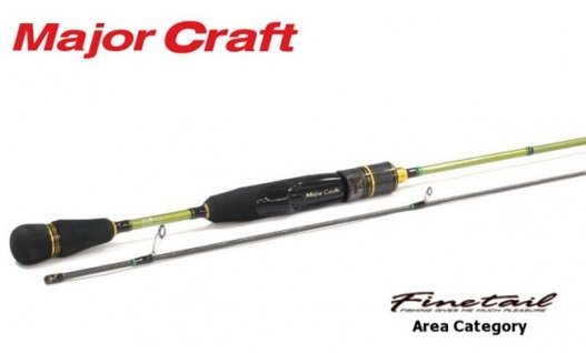 Спиннинг Major Craft  Finetail Area FTA-662UL