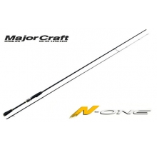 Спиннинг Major Craft N-ONE Mebaru NSL-S762UL