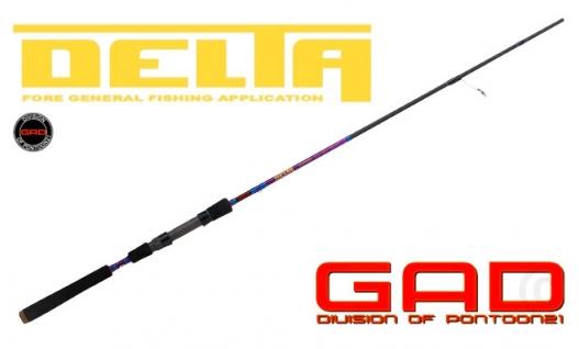 Спінінг Pontoon21 Gad Delta DLS70MMF2 #4.0-18G