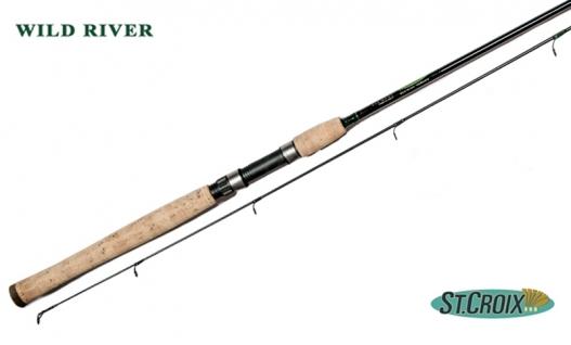 Спиннинг St. Croix Wild River WS76MLF2