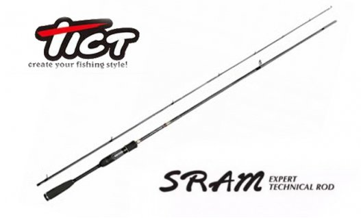 Спиннинг TICT SRAM TCR